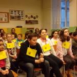 Училищно състезание Spelling bee