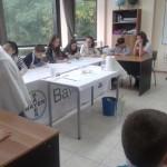 """Участие в Научна лаборатория за приложна и забавна химия за деца, организирана от """"Байер България"""""""