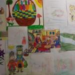 """Проект """" Пролетни празници и обичаи"""" на 4 а клас"""