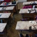 Образите на Будителите се пренесоха в училище